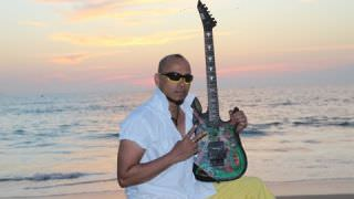 LIVE GUITAR SOLO - Smooth Jazz - Sunday Morning by GoaTronikk Edwin Fernandes